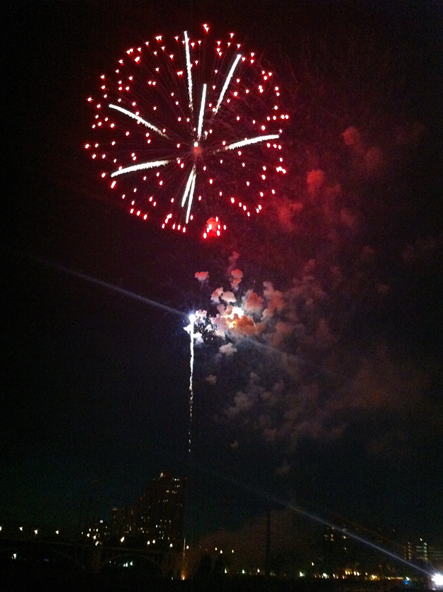 iPhone Fireworks – Minneapolis – Twin Cities Photography Fireworks Icon Iphone